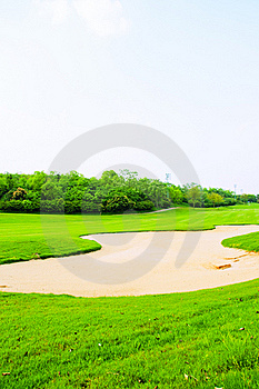 Golf Course Stock Photos - Image: 19227523
