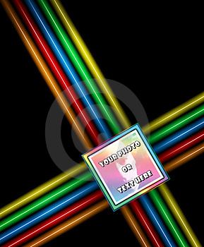 Color Strips Royalty Free Stock Photo - Image: 19228685