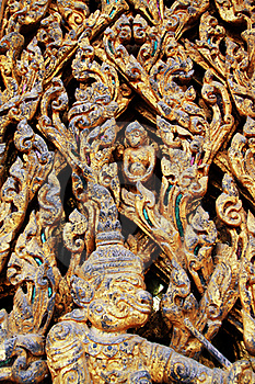 Engraving Thai Stock Images - Image: 19233574