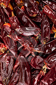 Dried Chilli Stock Photo - Image: 19233820