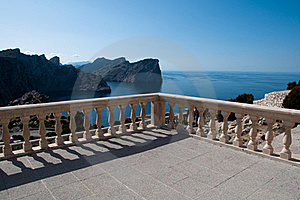 View Point Formentor, Majorca, Spain Royalty Free Stock Photo - Image: 19234945