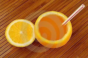Fresh Orange Juice Royalty Free Stock Photo - Image: 19237105