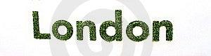 London Signage Stock Image - Image: 19238271