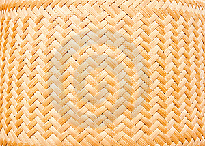 Bamboo Weave Texture Royalty Free Stock Image - Image: 19243516