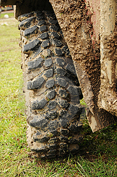 All Terrain Tire Stock Photos - Image: 19243953