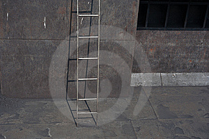 Ladder Royalty Free Stock Photo - Image: 19246175
