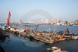 Quay Royalty Free Stock Images - Image: 19246579