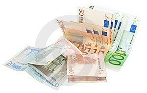 Europe Notes Royalty Free Stock Photo - Image: 19247365