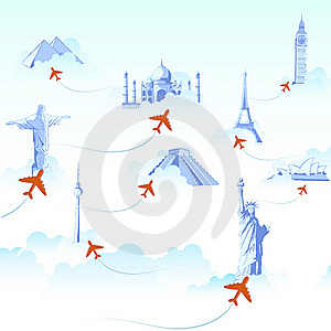 Travel Destination Stock Images - Image: 19248624