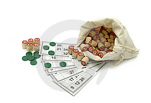 Lotto Game Stock Image - Image: 19249721