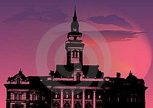 City Hall Stock Photography - Image: 19252852