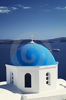 Santorini, Greece. Royalty Free Stock Photography - Image: 19254567
