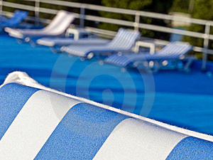 Lounge Chairs Royalty Free Stock Images - Image: 19255939