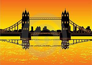 Cityscape Royalty Free Stock Image - Image: 19267906
