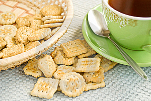 Biscuits Royalty Free Stock Photos - Image: 19270188