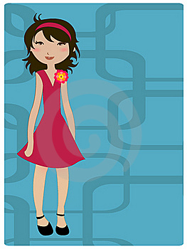 Young Girl  Royalty Free Stock Photos - Image: 19271718