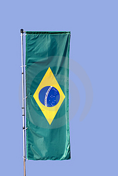 Brazilian Flag Stock Photos - Image: 19278713