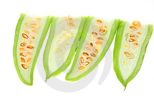 Bitter Gourd Royalty Free Stock Photos - Image: 19279578