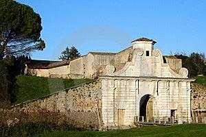 Porta Aquileia Royalty Free Stock Photos - Image: 19284688