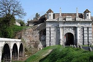 Porta Udine Royalty Free Stock Images - Image: 19284719