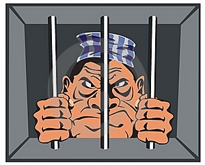 Convict Royalty Free Stock Photo - Image: 19285055