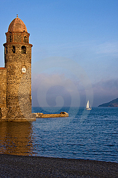 Harbour Entrance Royalty Free Stock Images - Image: 19290289
