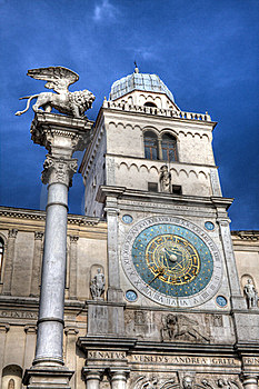 Torre Dell'orologio Stock Image - Image: 19291561