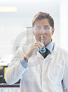 Research And  Science People  In Labaratory Royalty Free Stock Photography - Image: 19292117