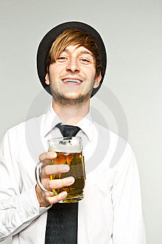 Beer Royalty Free Stock Image - Image: 19292856