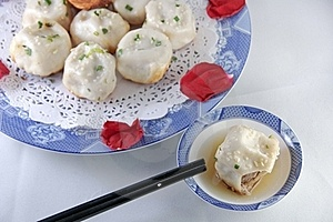 Chinese Characteristic Bun Royalty Free Stock Images - Image: 19293539