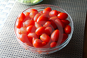 Tomatoes Stock Photos - Image: 19294653