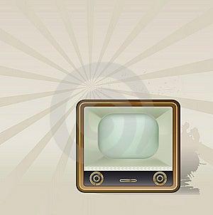 Retro Tv Stock Images - Image: 19295304