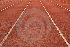 Sport Tracks Royalty Free Stock Image - Image: 19295746