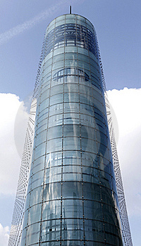 Urbis A  Modern Building In Manchester Stock Image - Image: 19295981