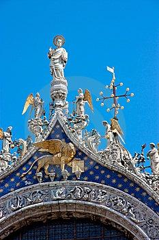 Basilica Di San Marco Royalty Free Stock Photos - Image: 19296778