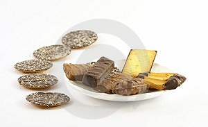 Chocolate Royalty Free Stock Images - Image: 1933009
