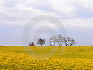 Landscape In Germany, Baviera Stock Photography - Image: 1938082