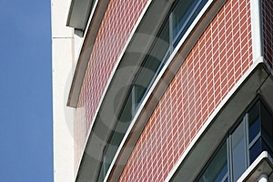 Detail Of Modern Dutch Office Stock Photos - Image: 1939883