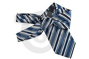 Nice Blue Tie Stock Photos - Image: 19313403