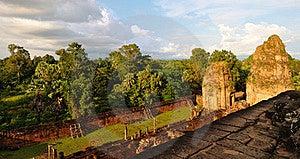 Pre Rup Angkor Stock Image - Image: 19319451