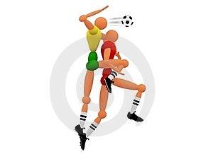 Soccer_v3 Stock Image - Image: 19319481