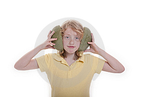 Too Loudly Stock Photos - Image: 19323053