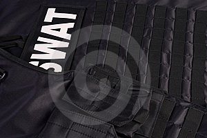 SWAT Armor Suit Royalty Free Stock Images - Image: 19324239