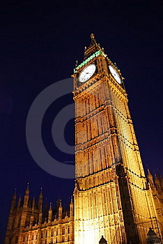 Big Ben Royalty Free Stock Images - Image: 19326739