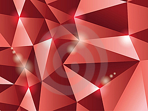 3d Polygon Royalty Free Stock Images - Image: 19329329