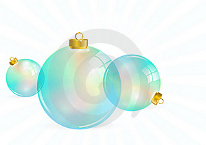 Christmas Ornaments Royalty Free Stock Images - Image: 19329999