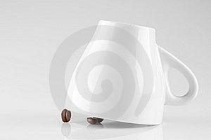 Caffeine Dependence Royalty Free Stock Photos - Image: 19333858
