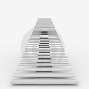 Stairway To The Top Stock Images - Image: 19334204