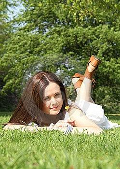 Sun Enjoyment Stock Image - Image: 19336521