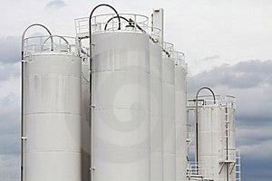 Gaz Storage Stock Image - Image: 19337121